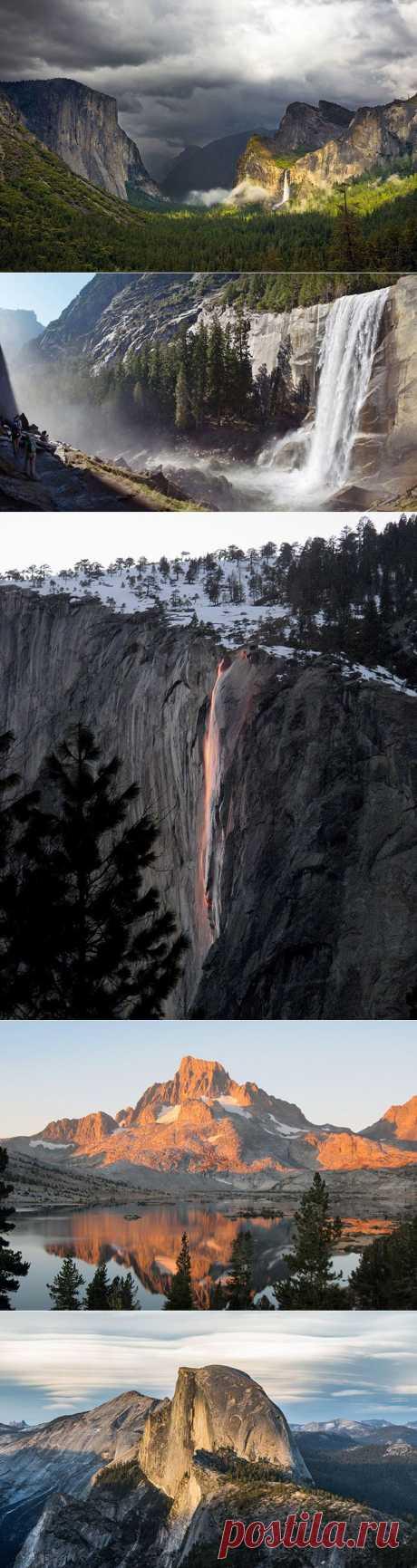 История Национального парка Йосемити | Fresher - Лучшее из Рунета за день