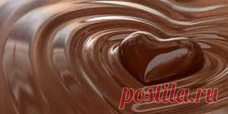 Шоколад как лекарство? Это возможно.