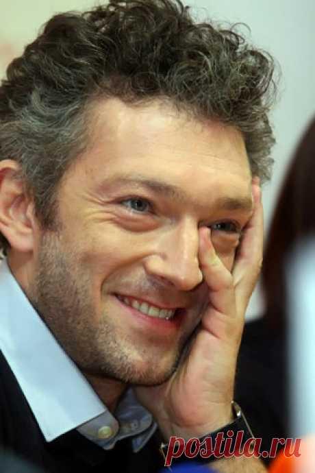 Французский актер Венсан Кассель: «В эротических сценах я снимаюсь без дублеров»