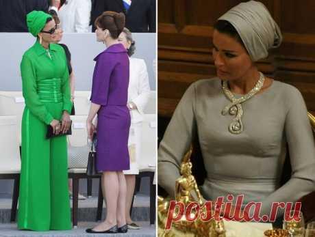 Шейха Моза - икона стиля, сломавшая стереотипы о восточных женщинах Шейха Моза является второй женой бывшего эмира Катара. Она являет собой беспрецедентный пример того, как женщина, пребывая в такой консервативной восточной стране, смогла стать иконой стиля и одной из самых влиятельных персон на политической арене.