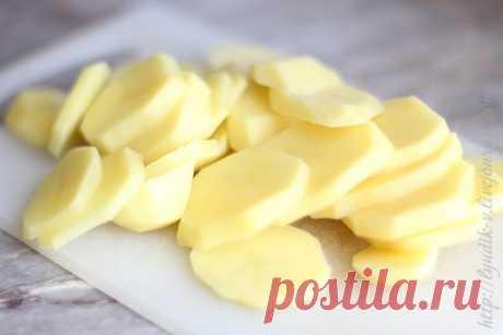 Как приготовить картофельный гратен  - рецепт, ингредиенты и фотографии