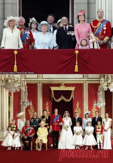 10 любопытных фактов о семье британского монарха, которые не все знают