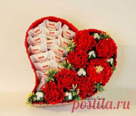 Отличные идеи для подарка ко дню Святого Валентина — Сделай сам, идеи для творчества - DIY Ideas