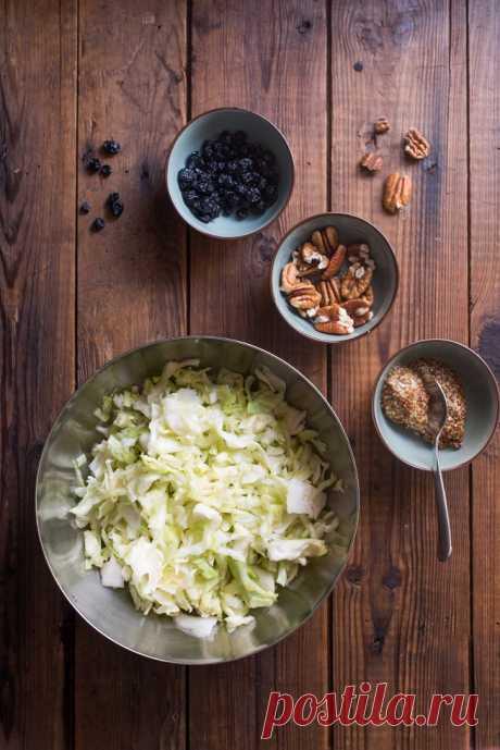 המדריך: איך להכין סלט כרוב מושלם | The Kitchen Coach
