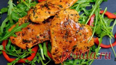 Куриное филе в пергаменте на сковороде - самый необычный способ приготовить куриное филе — Кулинарная книга - рецепты с фото