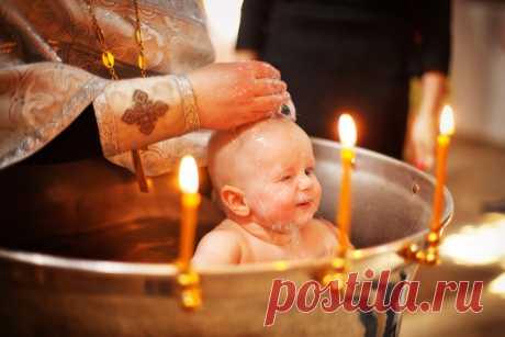 Кого нельзя брать крестными родителями