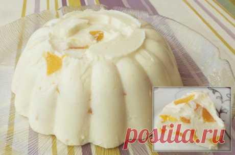 Сладкий йогурт с персиками - Кулинарные Рецепты - Chefoulis Сладкий йогурт с персиками. Сладкий холодильника холодный и пищеварительную с йогуртом и персиком!