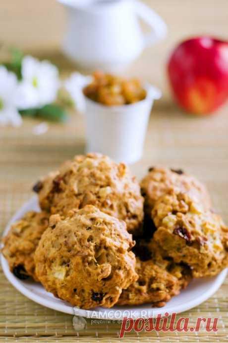 «Печенье овсяное с яблоками» — карточка пользователя Антон в Яндекс.Коллекциях