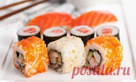 21 факт о японском блюде, любимом во всем мире | Наука и жизнь