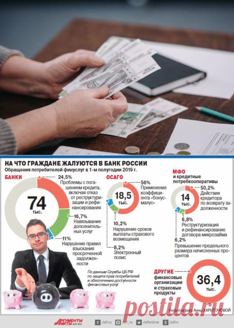 Счёт в их пользу. Как обманывают банки и страховые компании | Личные деньги | Деньги | Аргументы и Факты