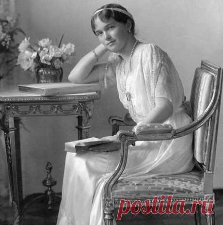 Почему дочери Николая II так и не вышли замуж