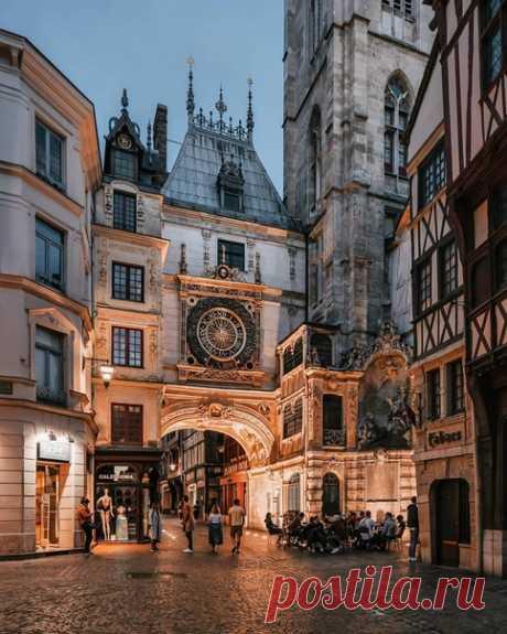 Руан, Франция