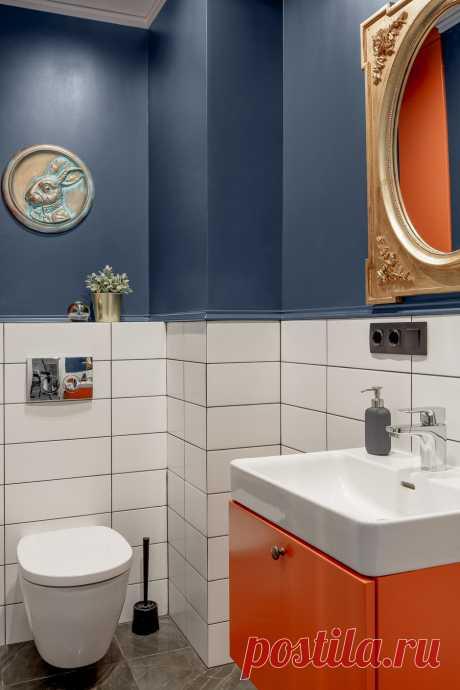Нотки цитруса: 20 интерьеров с оранжевыми акцентами | ELLE Decoration