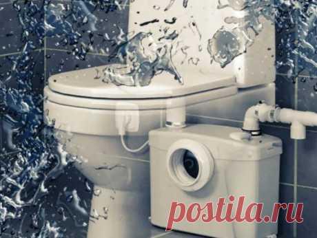 Насосы канализационные и не только... - Это интересно