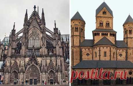 Романский и готический стили в чём отличие и сходство В средневековой Европе зародились два основных стиля архитектуры: романский и готический. В чем их происхождение? Каковы отличительные черты и сходства двух направлений? Какую функцию несли здания эти...
