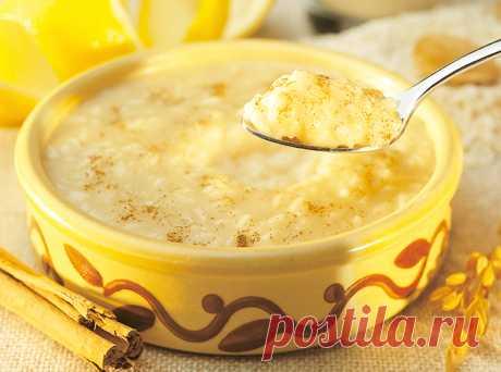 Кокосово-рисовый пудинг для борьбы со многими болезнями. Он превзойдет все остальные ваши десерты!