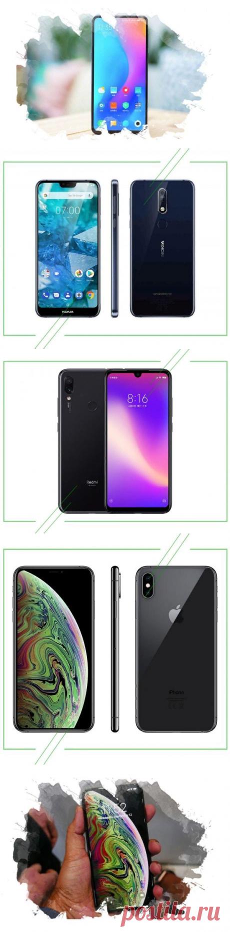 ТОП-7 лучших смартфонов с хорошей камерой 2019 года