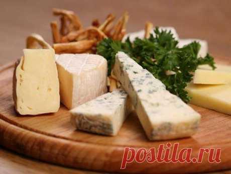 Все сорта сыра - список из 150 названий с описанием