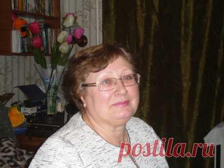 Людмила Белова (Тверитнева)