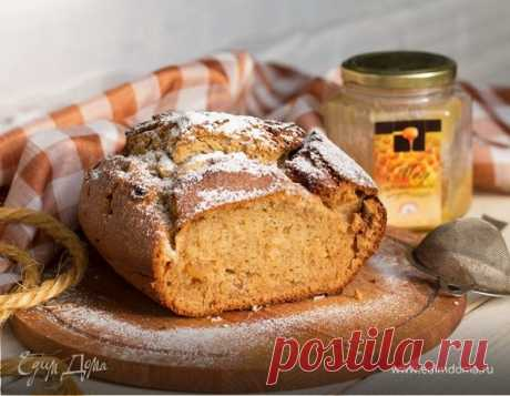Кекс медовый на квасе, пошаговый рецепт на 8170 ккал, фото, ингредиенты - Pugsy (Светлана)