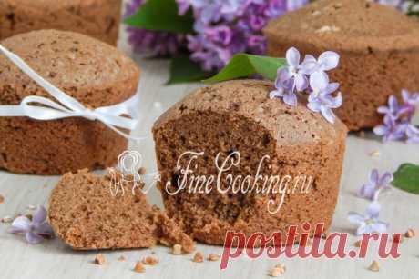 Гречневые кексы Рецепт домашней выпечки из разряда проще не придумаешь.