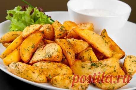 Картошка в аэрогриле: рецепты, полезные советы