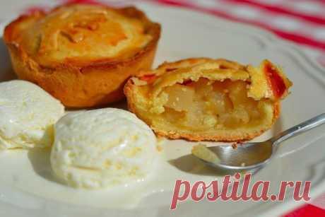 Пирожки с грушами.