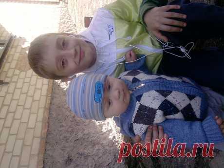 Мася и Ростик02012