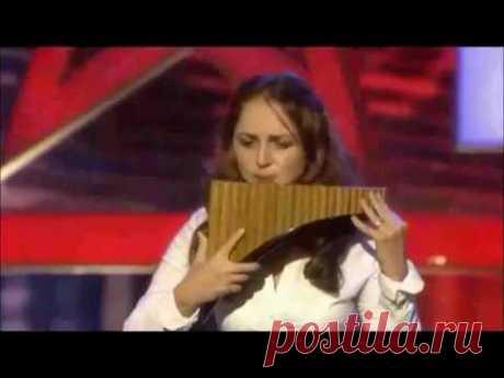 Very beautiful pan flute music - Petruta Küpper - Einsamer Hirte - YouTube