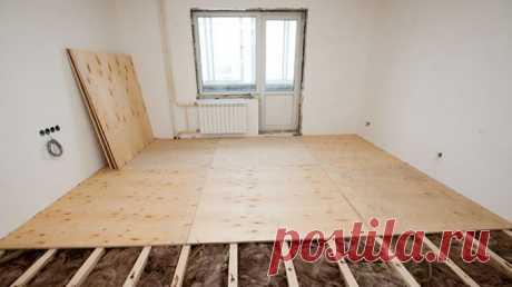Как утеплить пол в доме или квартире :: Ремонт квартиры :: KakProsto.ru: как просто сделать всё