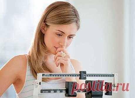 Как худеть - тест на похудение