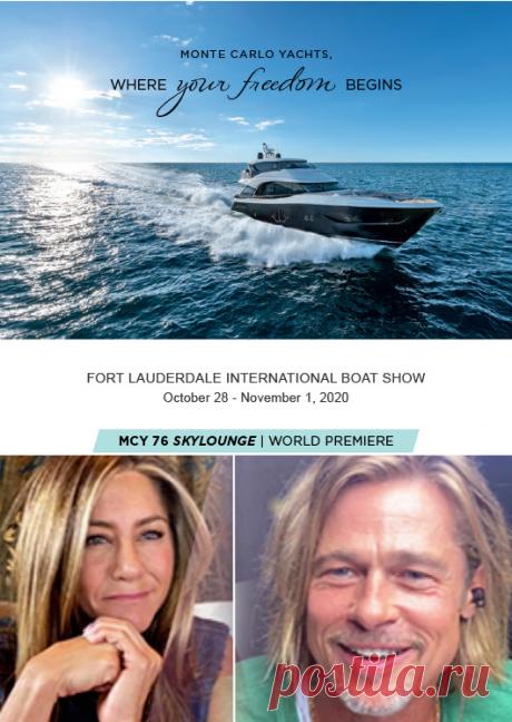 Jennifer Aniston And Brad Pitt Reunite For 'Fast Times At Ridgemont High' Table Read - boat