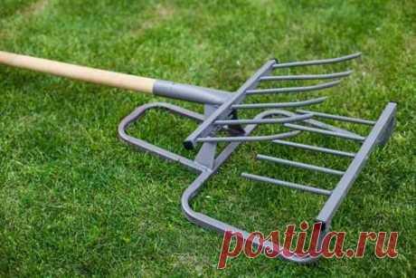 Мастерим своими руками: чудо-лопата («для ленивых»)