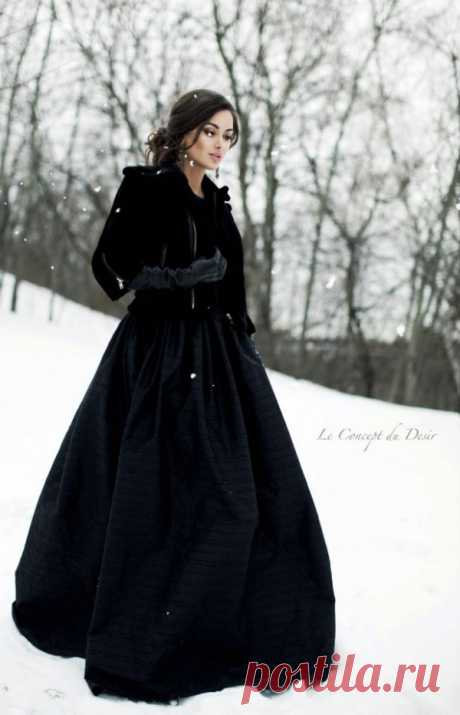 Драматичный и безусловно женственный образ Анны Карениной