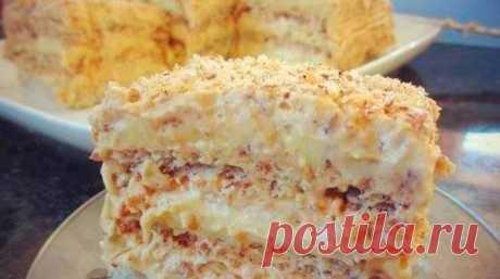 Египетский торт — этот рецепт будут выпрашивать все гости! » MAKATAKA