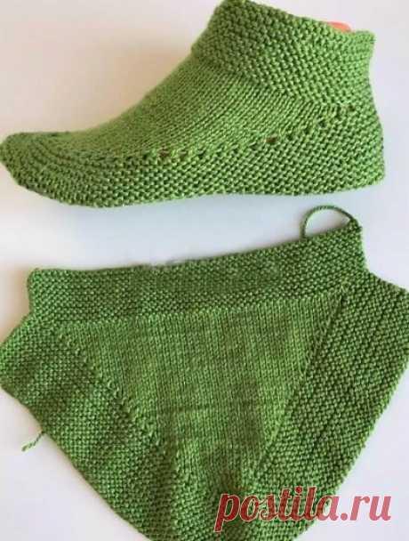 Идея для любителей вязания. Здорово, просто,быстро и без всяких заморочек!