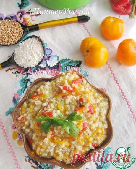 Каша от Эдиты Пьехи – кулинарный рецепт