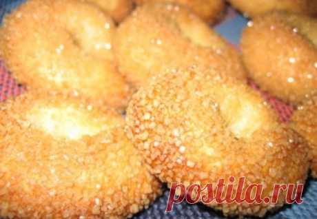 Итальянское печенье - обожаю это простое и очень вкусное лакомство! Готовить проще простого!