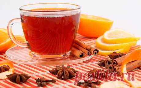 Пунш – запас тепла и витаминов..
