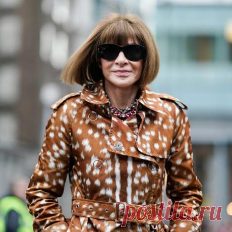 Главный редактор американского Vogue Анна Винтур как-то сказала: «Все мы одеваемся для Билла». Какого Билла она имела ввиду?