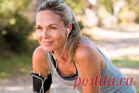 Как похудеть после сорока без вреда для здоровья / Будьте здоровы