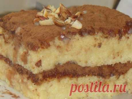 Бисквитный торт пропитанный сгущенкой — Sloosh – кулинарные рецепты