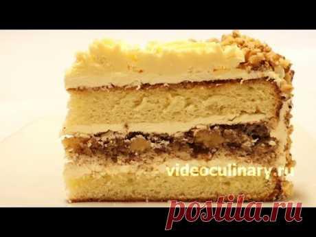 """Торт """"Два настроения"""" - Рецепт Бабушки Эммы"""