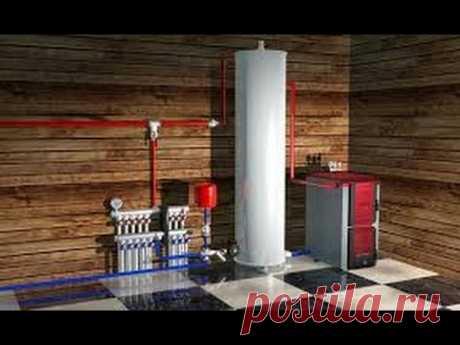 Чем дешевле отапливать дом если нет газа №2 гидроразделитель+котел Попова