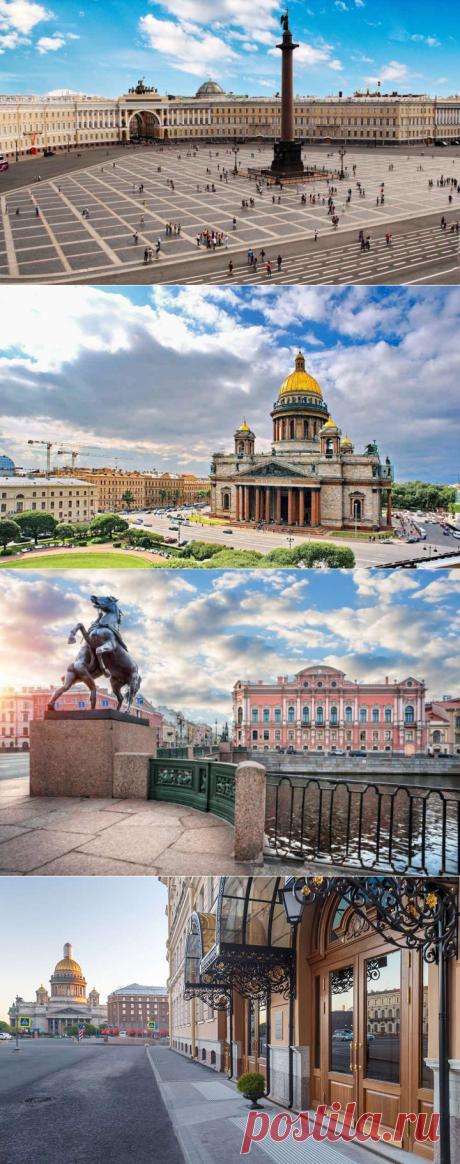 Отдых в Санкт-Петербурге летом 2020 - куда сходить, что посмотреть