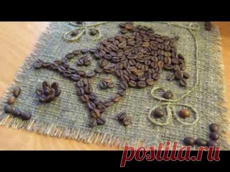 Кофейное панно, Часть 2