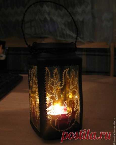 Что сделать из баночки из под кофе
