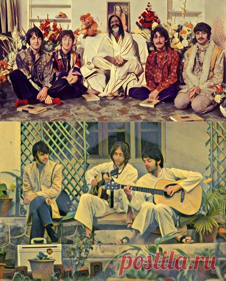 Как Beatles 6 недель медитировали в Индии и написали за это время 40 песен | Лучший друг Будды | Яндекс Дзен «The Beatles» — одна из наиболее успешных рок-групп 20-го века в творческом и финансовом плане. В период своей деятельности с 1960 по 1970-е годы написали более 300 песен, выпустили 13 альбомов, 4 музыкальных фильма, а также запустили массовую истерию к своей музыки, названную битломанией.