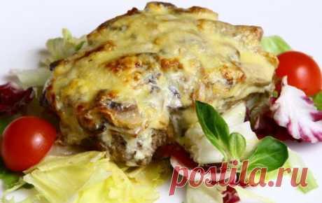 Мясо по-французски из свинины рецепт с фото