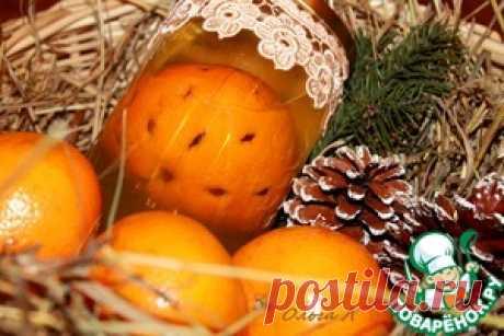 Апельсиновый ликёр - кулинарный рецепт